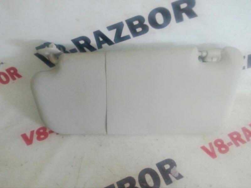 Козырек солнцезащитный Mazda Atenza GHEFP LF 2008 передний правый