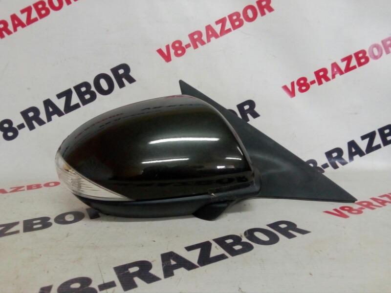 Зеркало Mazda Atenza GHEFP LF 2008 переднее правое