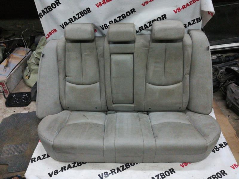 Сиденья Mazda Atenza GHEFP LF 2008 задняя
