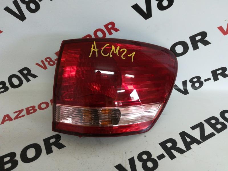 Стоп-сигнал Toyota Ipsum ACM21 2AZFE 2002 правый