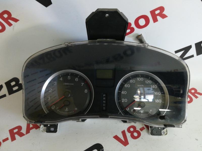 Щиток приборов Honda Stream RN6 R18A 2007