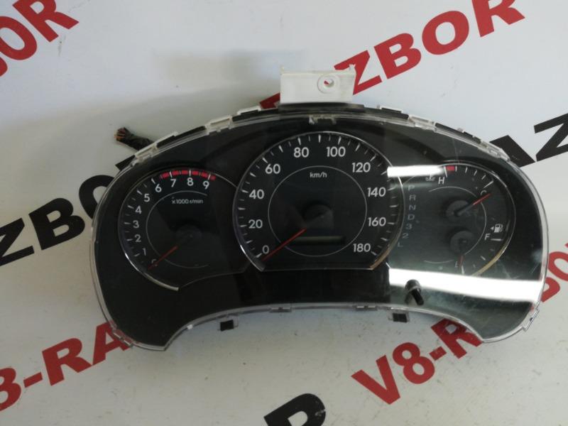 Щиток приборов Toyota Caldina ZZT241 1ZZ-FE 2004