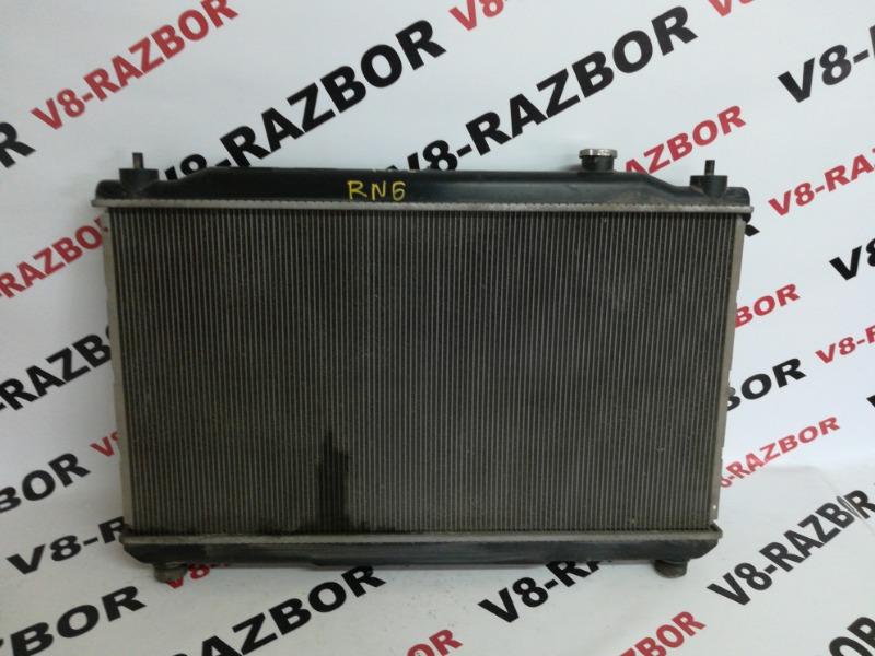 Радиатор двс Honda Stream RN6 R18A 2007