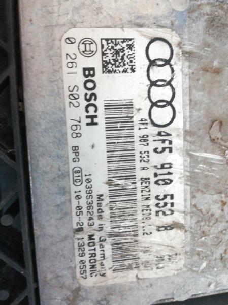 Блок управления двс Audi Rs6 C6 2010