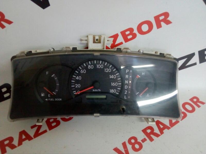 Щиток приборов Toyota Corolla NZE124 1NZ-FE 2001