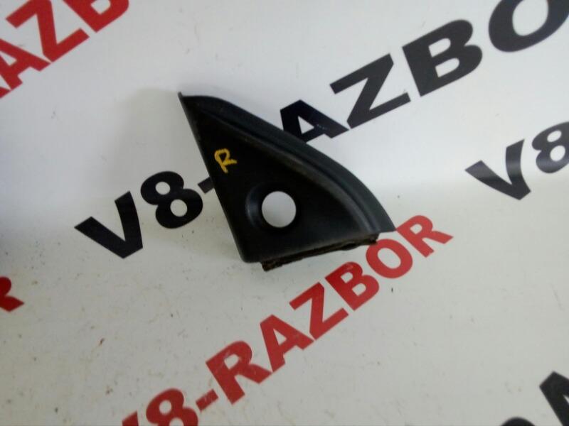 Уголок двери Toyota Corolla NZE124 1NZ-FE 2001