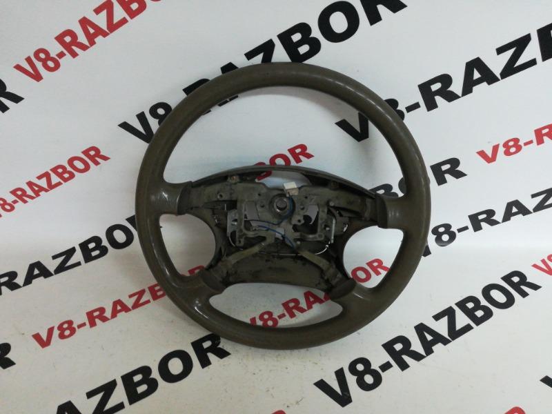 Руль Toyota Corolla NZE124 1NZ-FE 2001