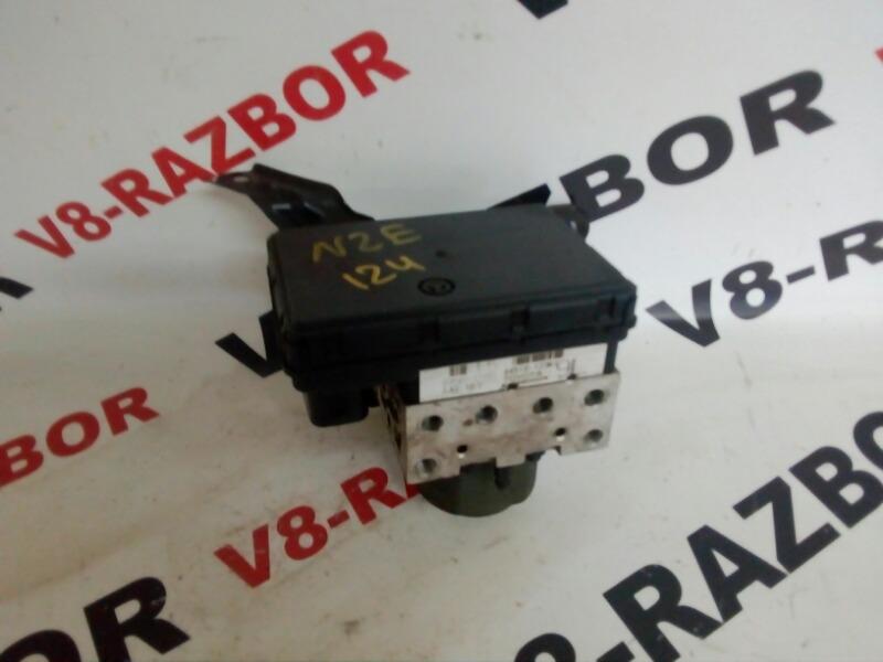 Блок abs Toyota Corolla NZE124 1NZ-FE 2001
