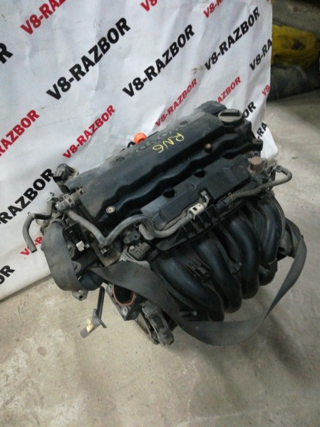 Двигатель Honda Stream RN6 R18A 2007