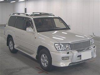 Крыша Toyota Land Cruiser 100 J100 2UZFE 1998