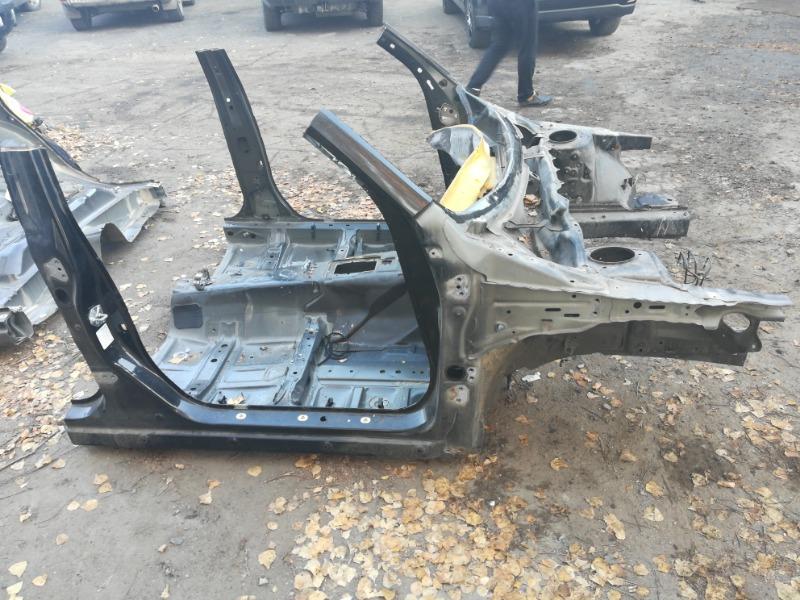 Лонжерон Subaru Forester SH5 EJ204 2008 правый