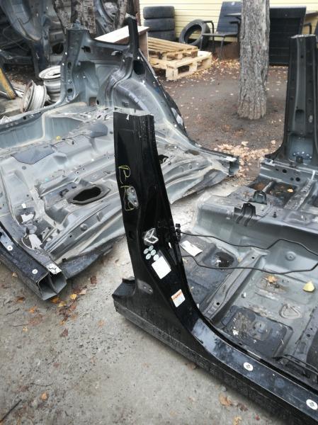 Стойка кузова Subaru Outback BR9 EJ253 2010 правая