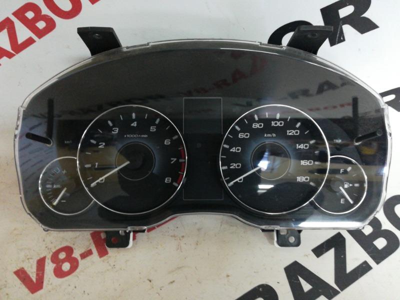 Щиток приборов Subaru Outback BR9 EJ253 2010