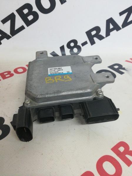 Блок управления рулевой рейкой Subaru Outback BR9 EJ253 2010