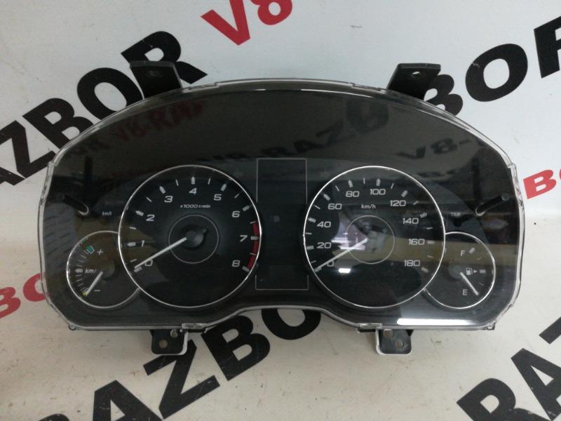 Щиток приборов Subaru Outback BRF EZ36D 2010