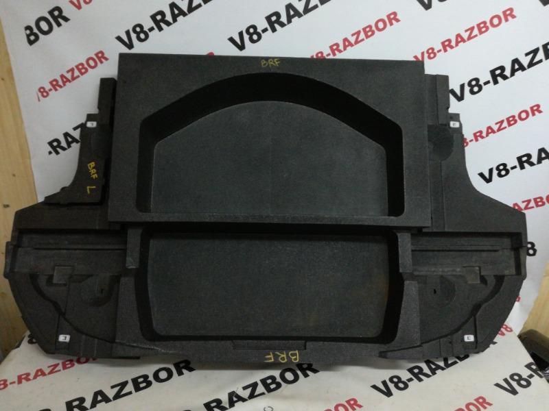 Пенопласт в багажник Subaru Outback BRF EZ36D 2010