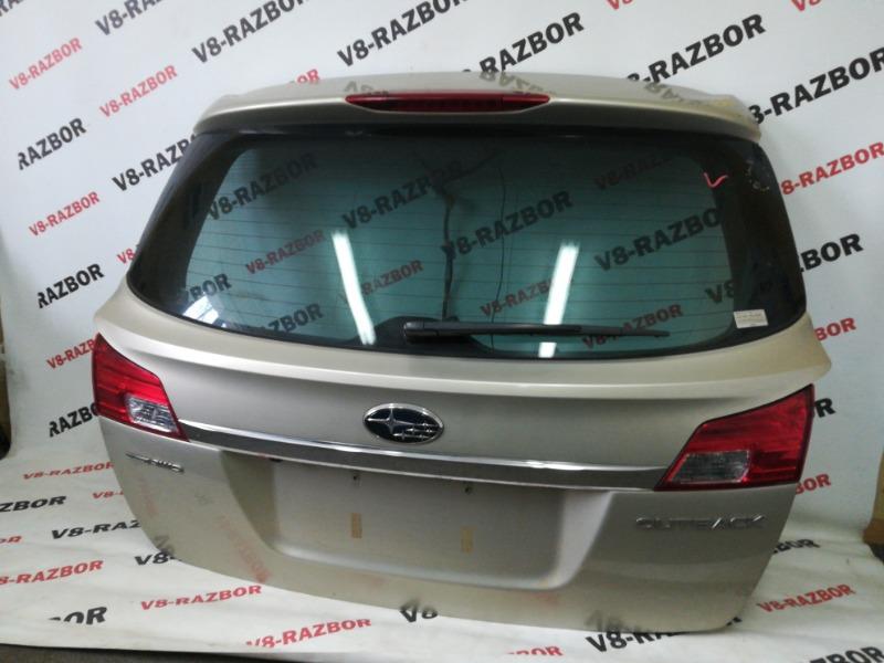Дверь багажника Subaru Outback BRF EZ36D 2010