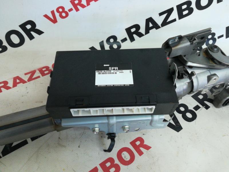 Блок иммобилайзера Subaru Outback BRF EZ36D 2010