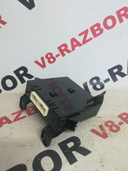 Блок управления печкой Subaru Outback BRF EZ36D 2010