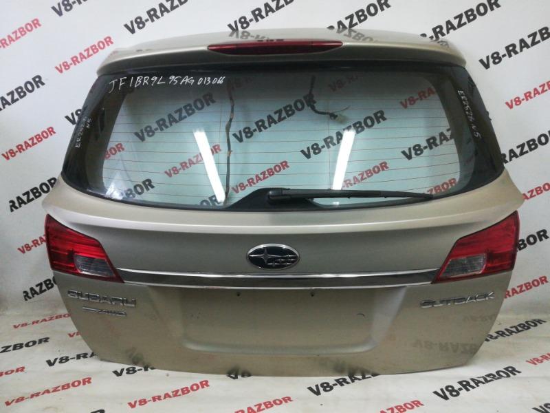 Дверь багажника Subaru Outback BR9 EJ253 2009