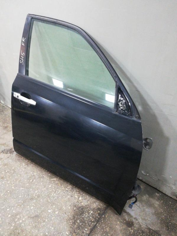 Дверь Subaru Forester SH5 EJ205 2008 передняя правая
