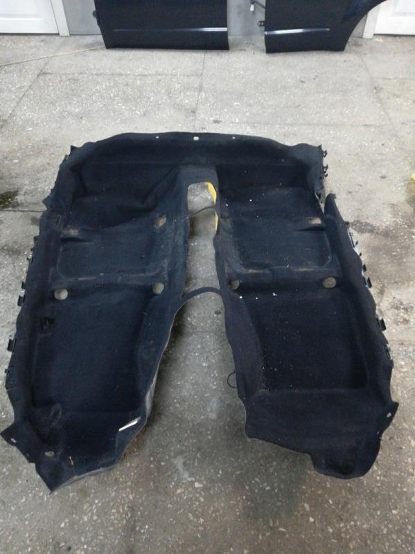 Ковровое покрытие Subaru Forester SH5 EJ205 2008