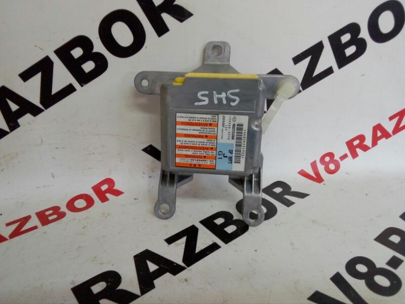 Блок управления аирбаг Subaru Forester SH5 EJ205 2008