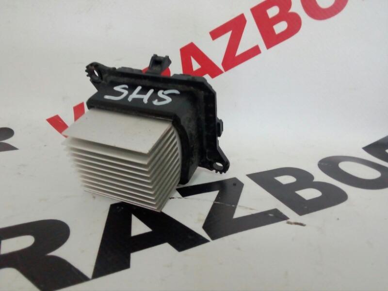Реостат печки Subaru Forester SH5 EJ205 2008