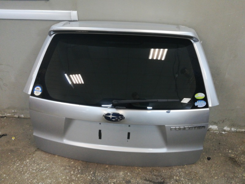 Дверь багажника Subaru Forester SH5 EJ204 2008