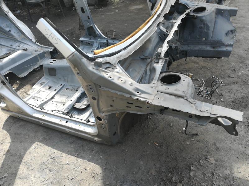 Лонжерон Subaru Forester SH5 EJ204 2008 передний правый