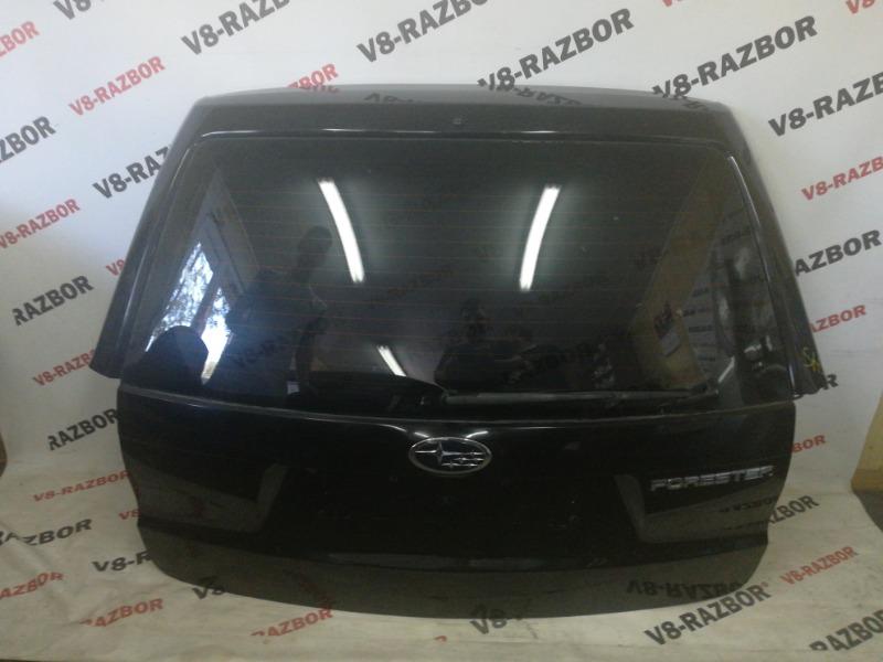 Дверь багажника Subaru Forester SH5 EJ205 2008