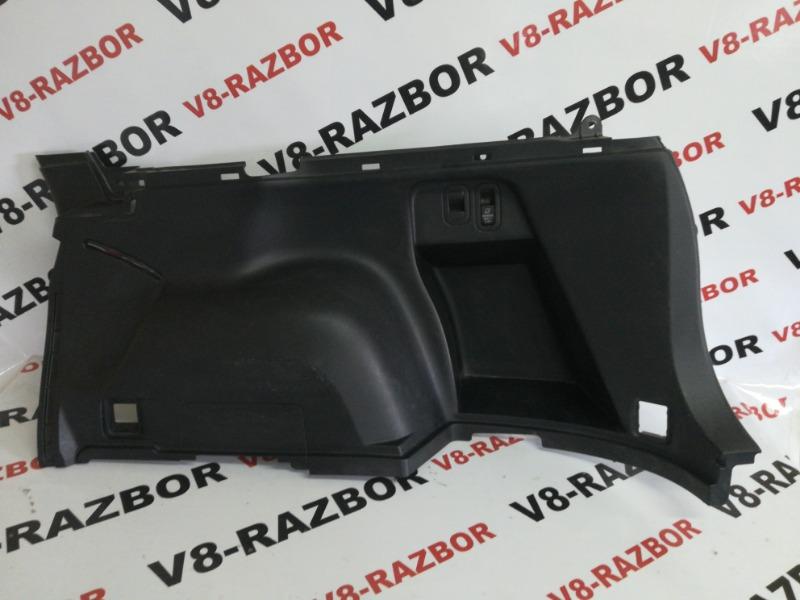 Обшивка багажника Subaru Forester SH5 EJ204 2008 правая