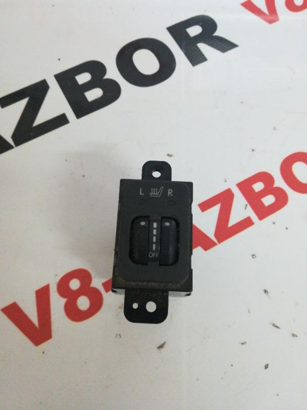 Кнопка включения подогрева сидений Subaru Forester SH5 EJ204 2008