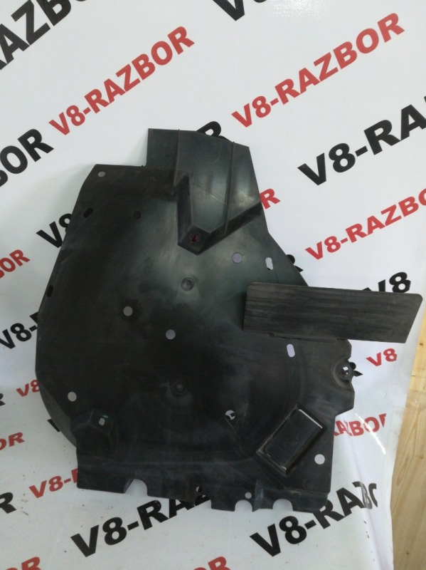 Защита топливного бака Subaru Forester SH5 EJ204 2008 правая