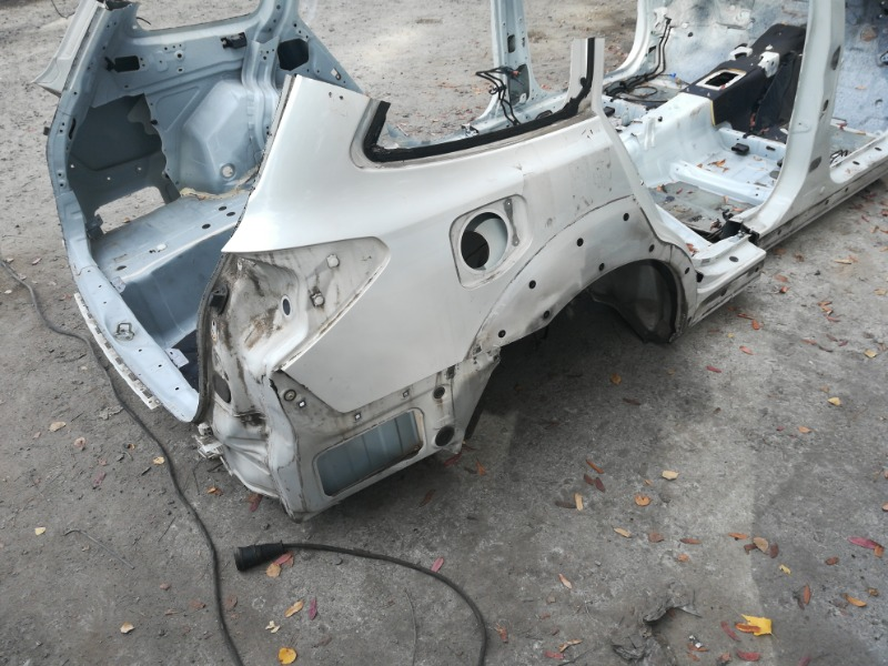 Крыло Subaru Outback BR9 EJ253 2009 заднее правое