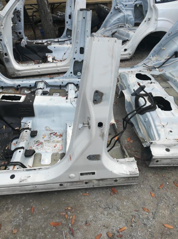 Стойка кузова Subaru Outback BR9 EJ253 2009 левая