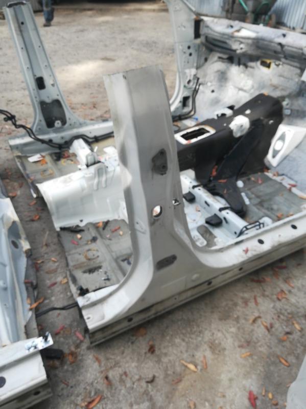 Стойка кузова Subaru Outback BR9 EJ253 2009 правая