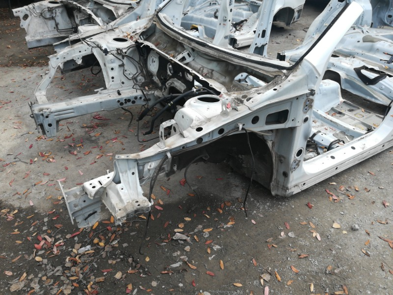 Лонжерон Subaru Outback BR9 EJ253 2009 передний левый
