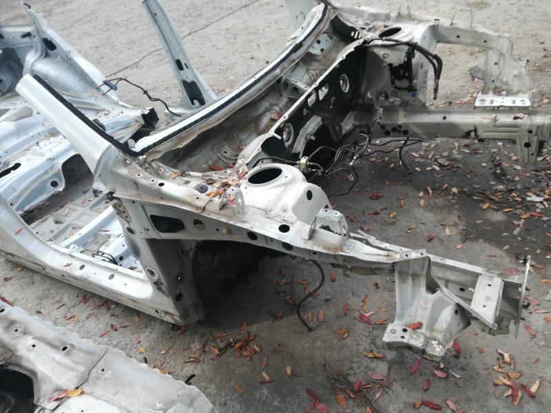 Лонжерон Subaru Outback BR9 EJ253 2009 передний правый