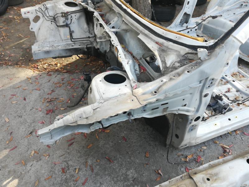 Лонжерон Subaru Forester SHJ FB20A 2010 передний левый