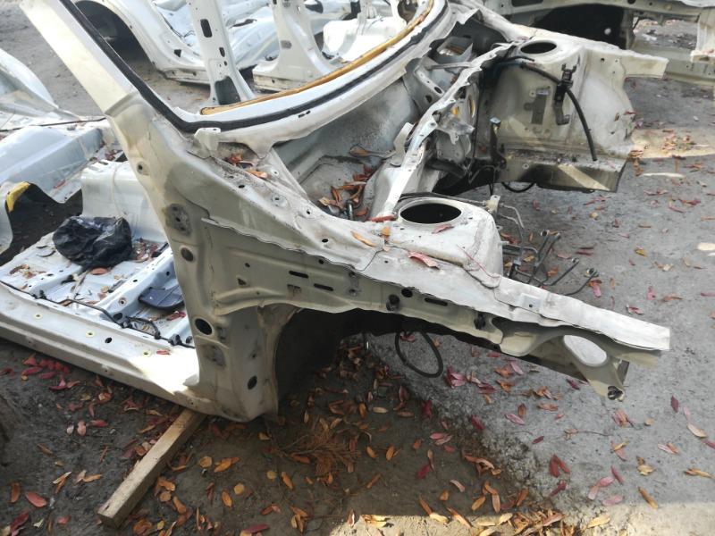 Лонжерон Subaru Forester SHJ FB20A 2010 передний правый