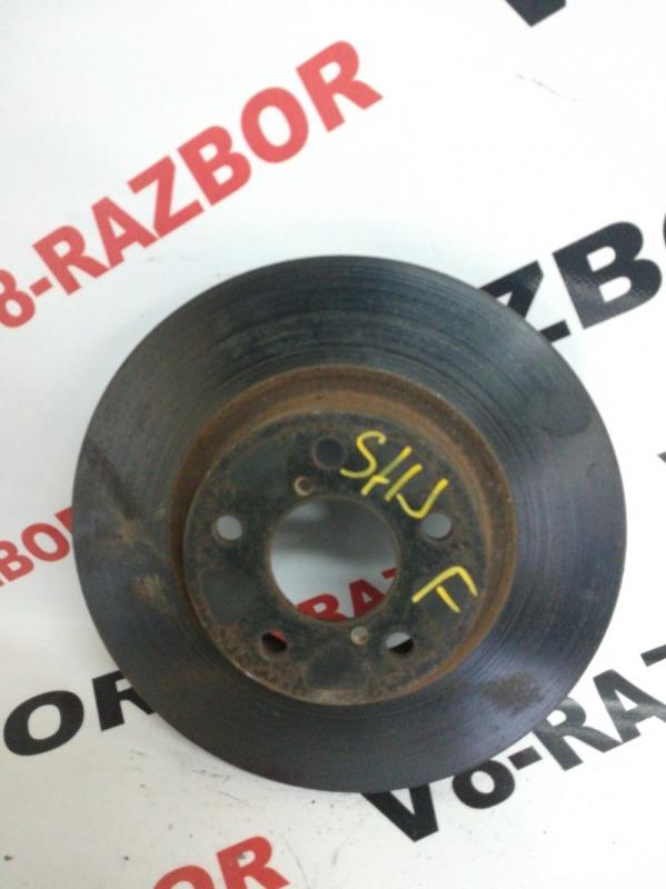 Тормозной диск Subaru Forester SHJ FB20A 2010 передний