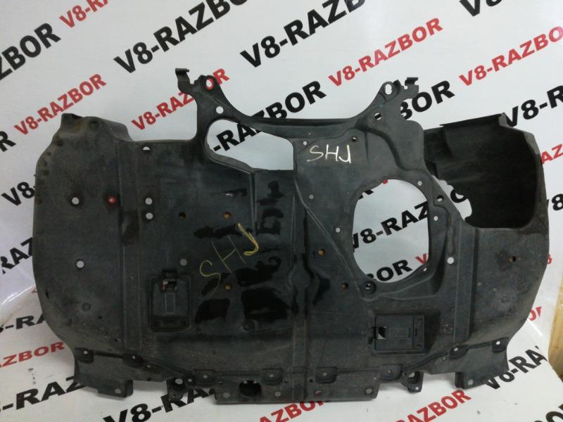 Защита двигателя Subaru Forester SHJ FB20A 2010