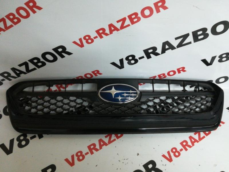 Решетка радиатора Subaru Impreza Wrx VA 20F 2015