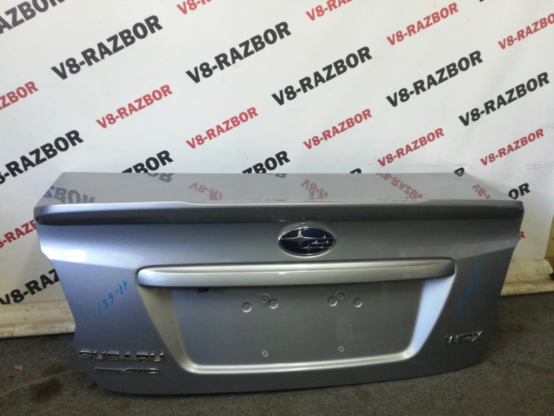 Крышка багажника Subaru Impreza Wrx VA 20F 2015