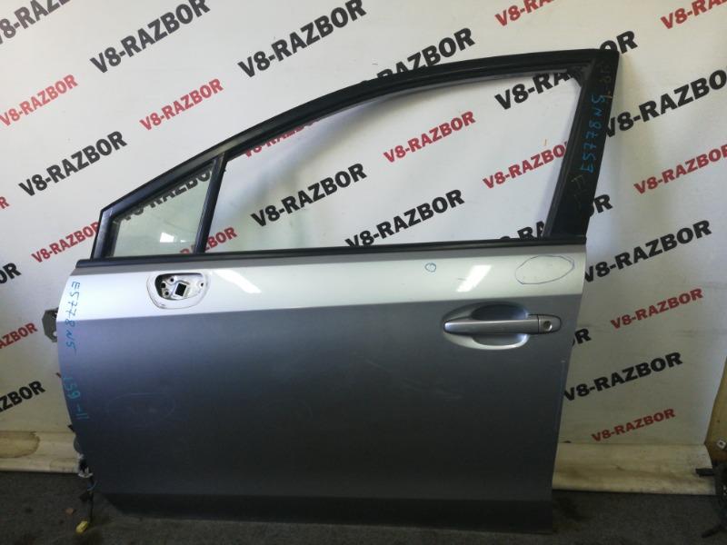 Дверь Subaru Impreza Wrx VA 20F 2015 передняя левая