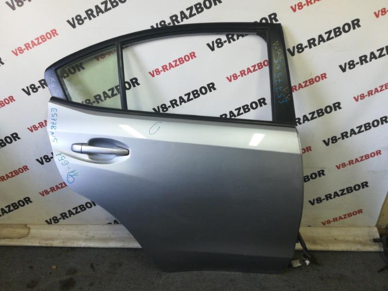Дверь Subaru Impreza Wrx VA 20F 2015 задняя правая