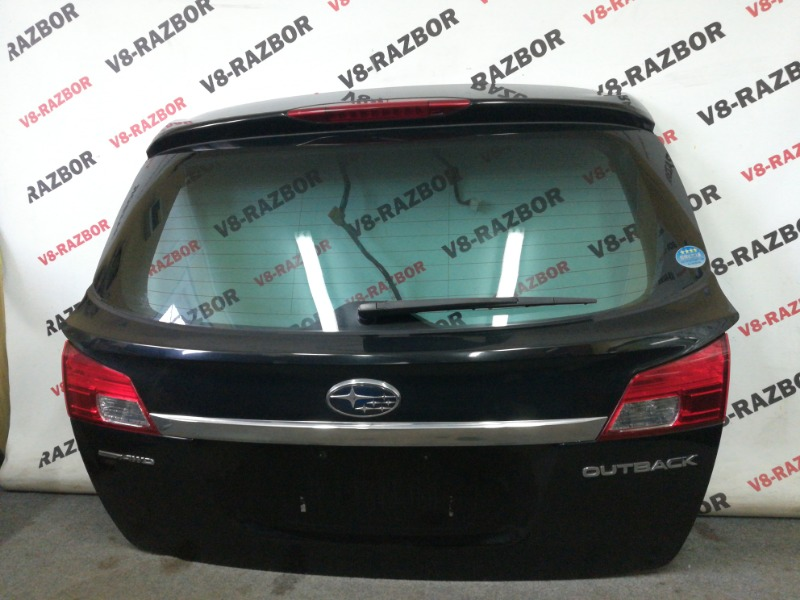 Дверь багажника Subaru Outback BRF EZ36D 2009