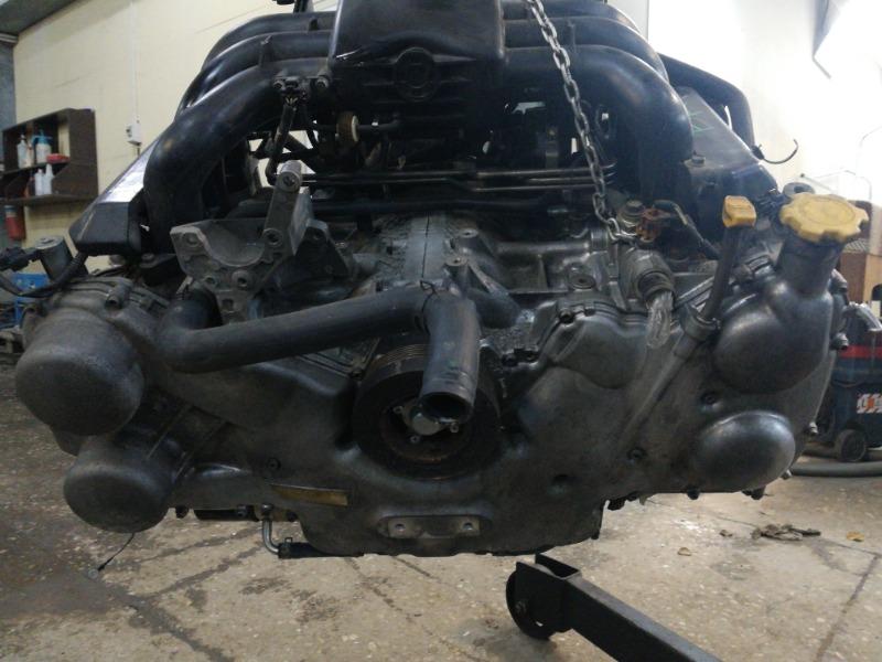 Двигатель Subaru Outback BRF EZ36D 2009