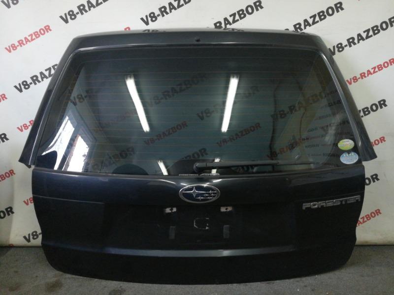 Дверь багажника Subaru Forester SH5 EJ204 2007